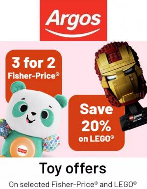 argos catalogue online toy offers 2021