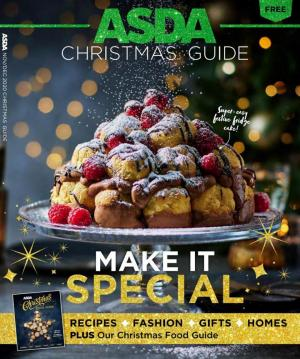 asda offers christmas guide 2 november 2020