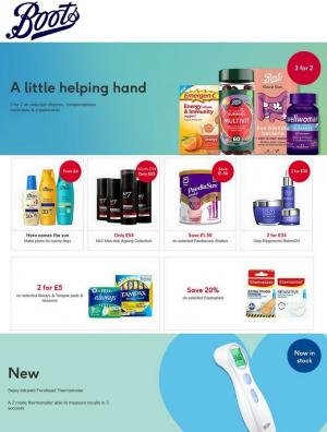 boots offers 4 june 2020