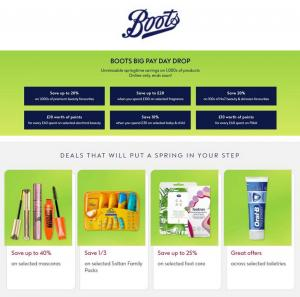 boots offers 5 11 april 2021