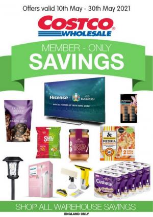 costco offers member only savings 10 30 may 2021