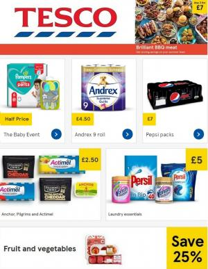 tesco offers 30 july 2020
