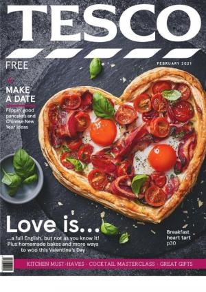 tesco offers february magazine 2021