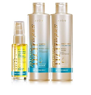 Moroccan Argan Oil Haircare Set