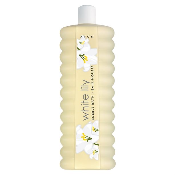 White Lily Bubble Bath 1 litre
