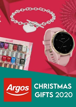 argos catalogue online 2020 christmas gifts
