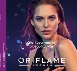 oriflame catalogue 1 2021