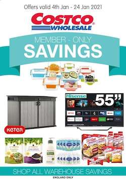 costco offers member only savings 4 january 2021