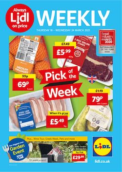 lidl offers 18 24 march 2021