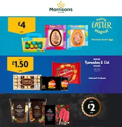 morrisons offers 16 - 22 march 2021