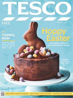 tesco offers march magazine 2021