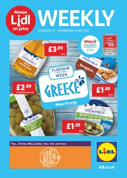 lidl offers 13 19 may 2021