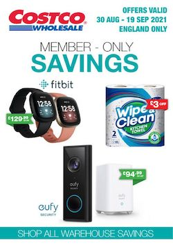 costco offers member only savings 30 aug 19 sep 2021
