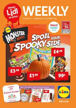 lidl offers 7 - 13 october 2021