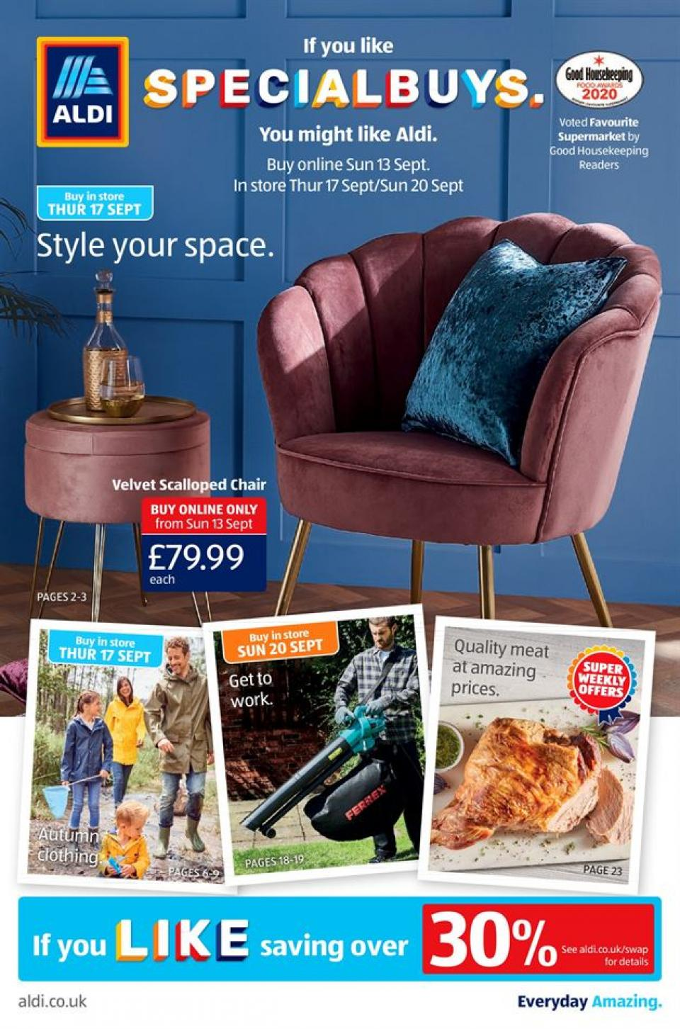 aldi offers 13 september 2020