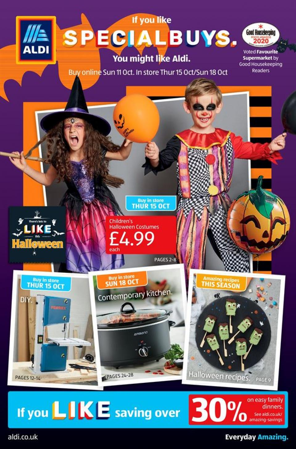 aldi offers 15 october 2020