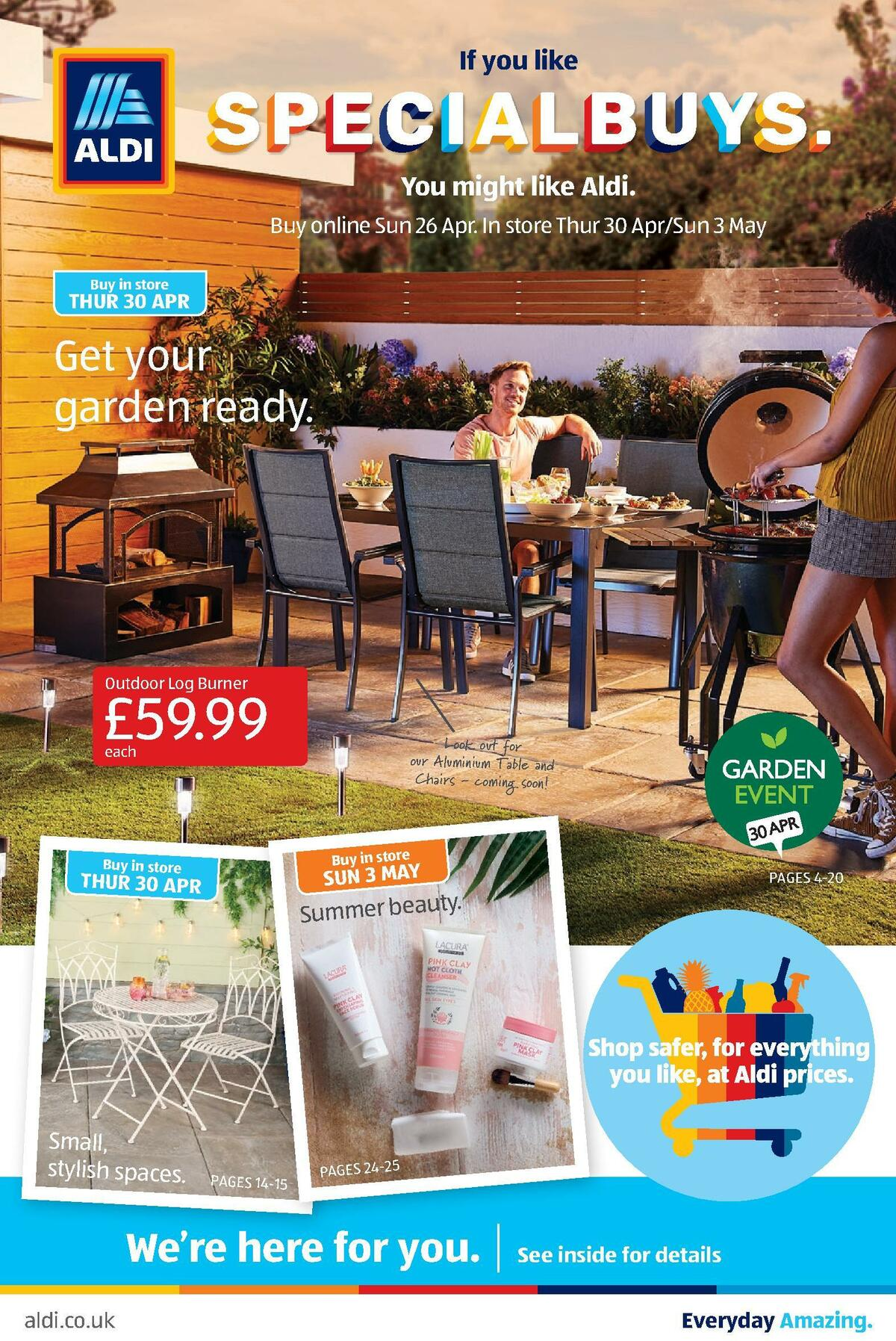 aldi offers specialbuys 23 april 2020