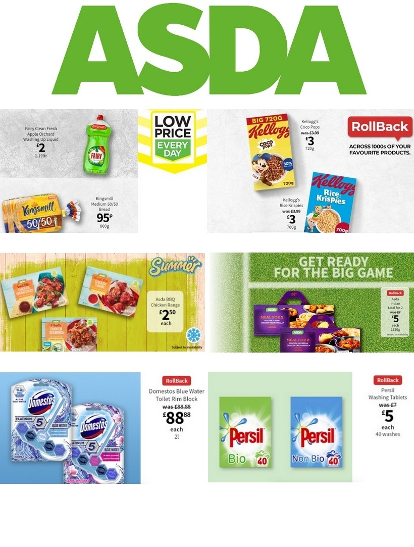 asda offers 12 june 2020