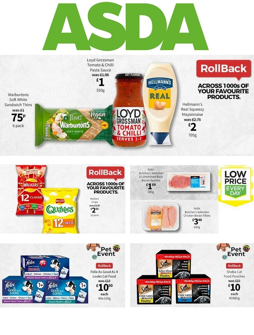 asda offers 20 june 2020