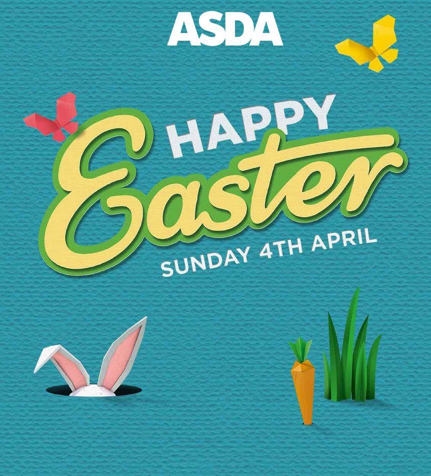 asda offers easter 15 mar 4 apr 2021