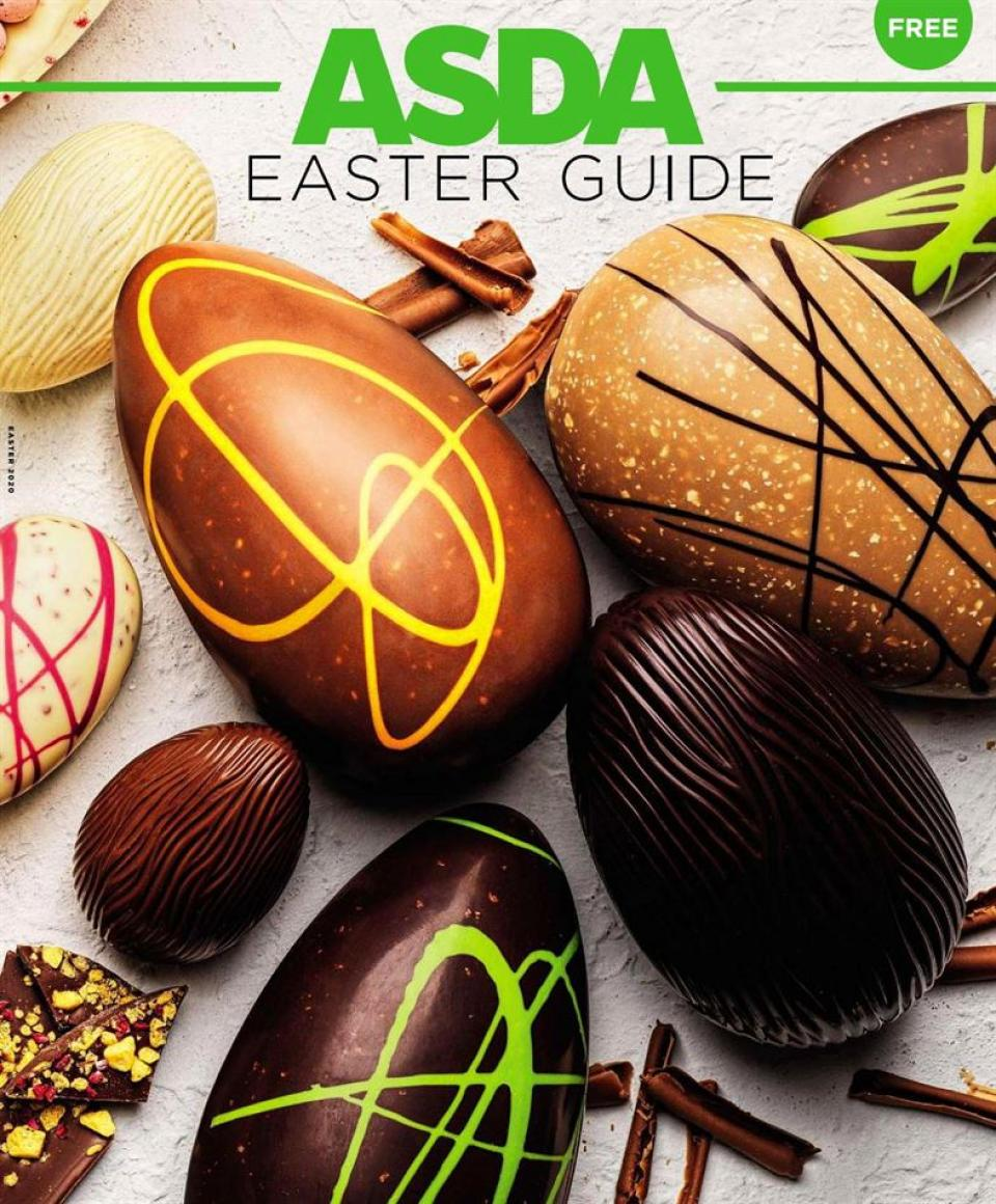asda offers easter guide 14 march 2020