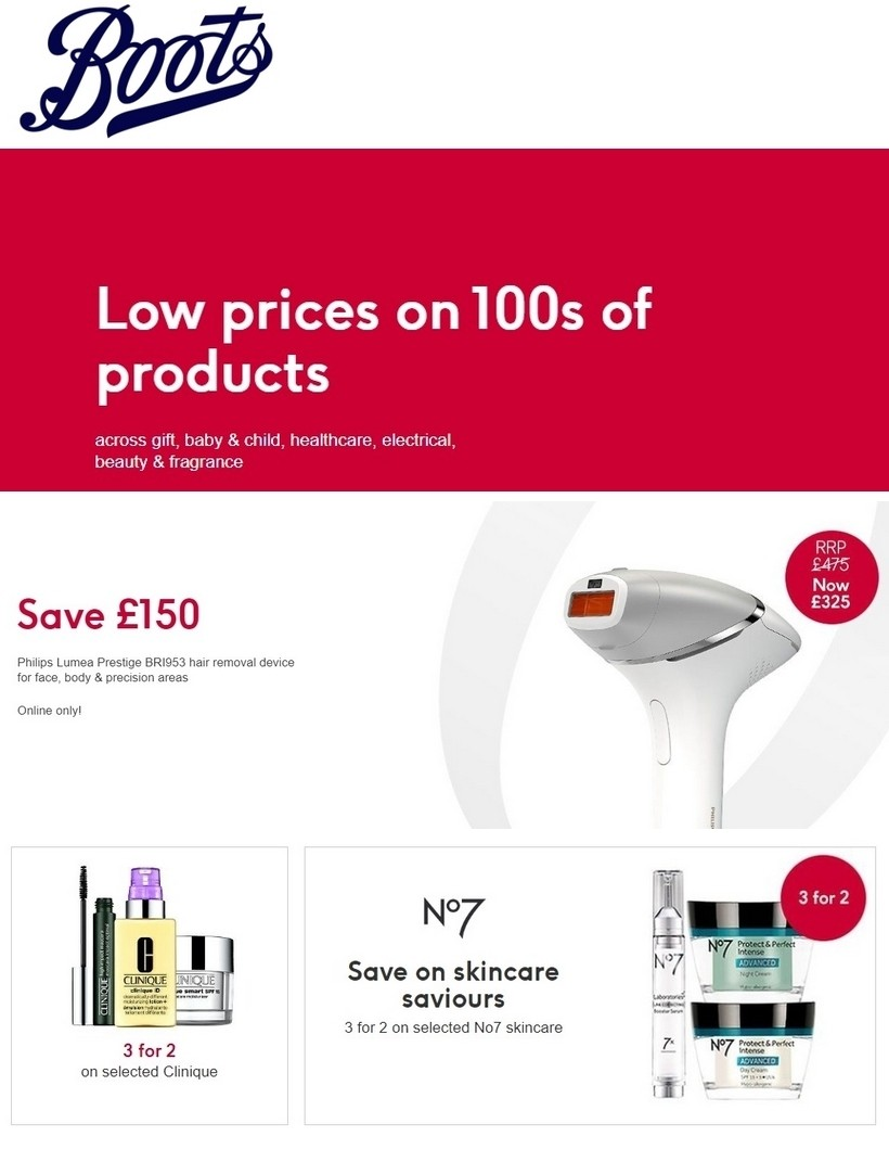 boots offers 25 march 2020
