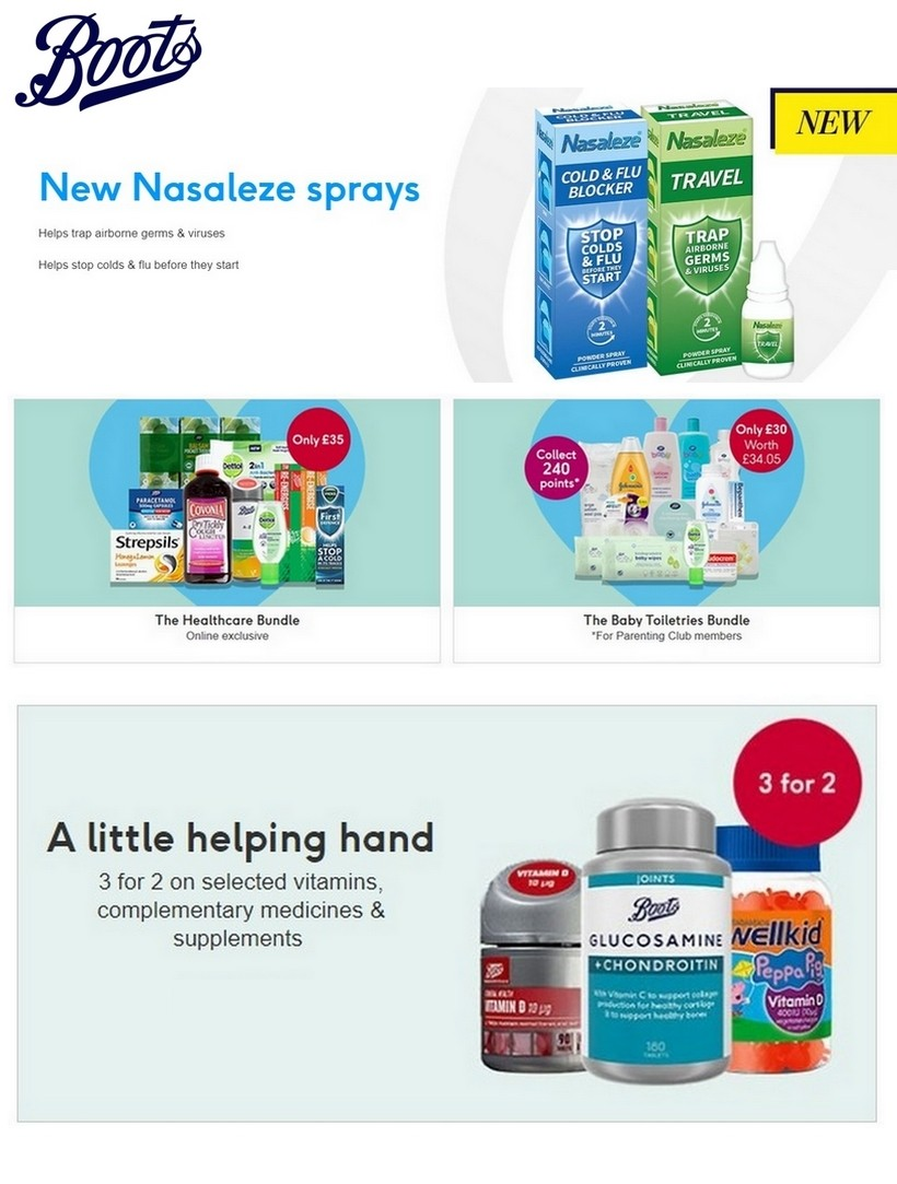 boots offers 29 april 2020