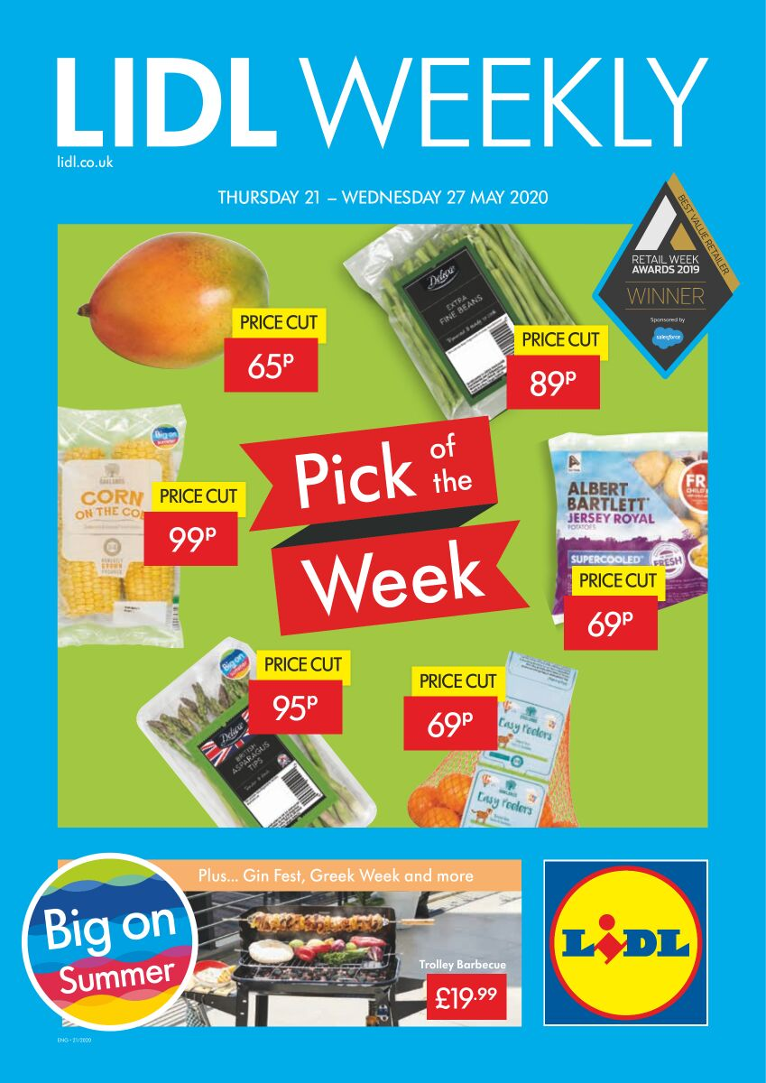 lidl offers 21 may 2020