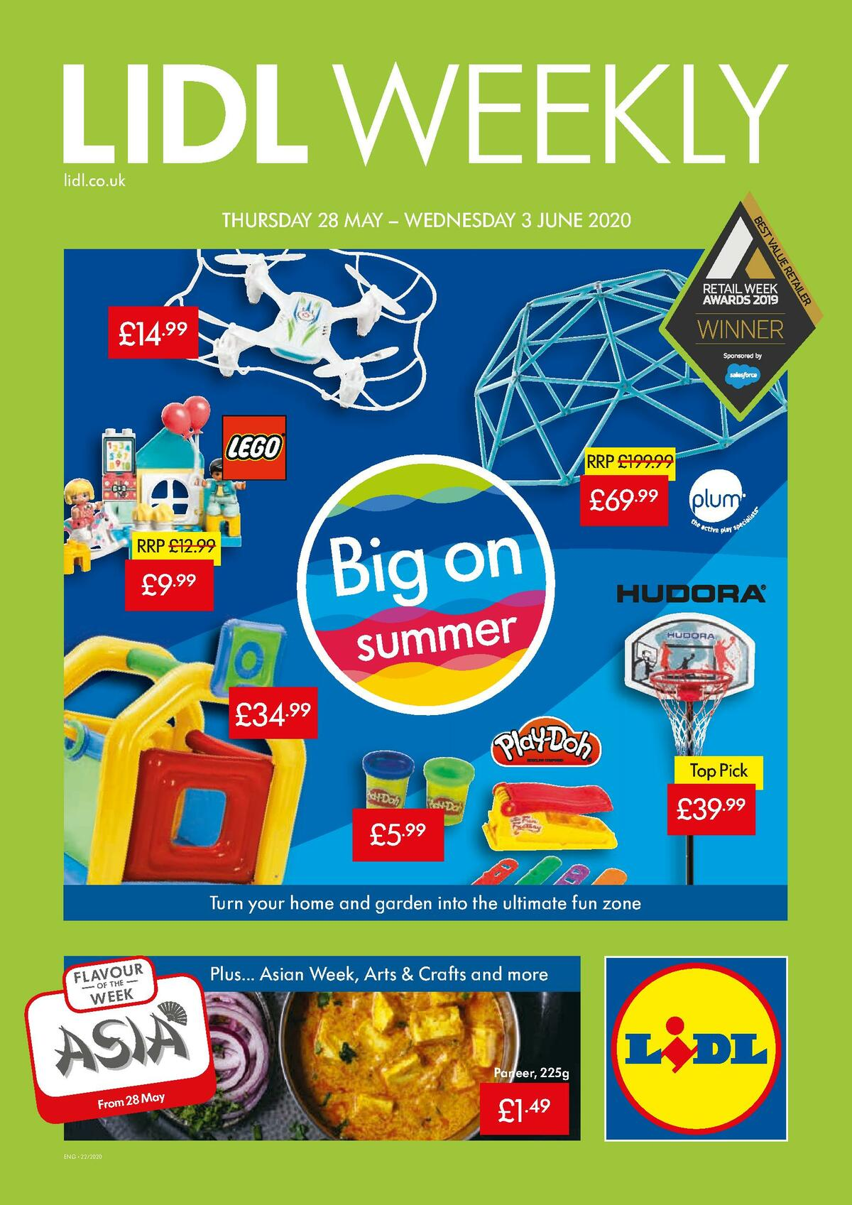 lidl offers 28 may 2020