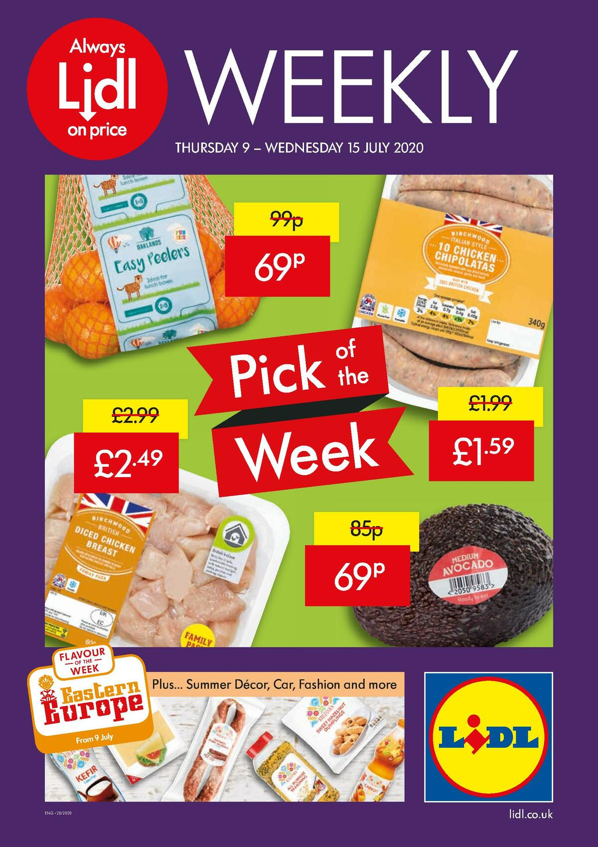 lidl offers 9 july 2020