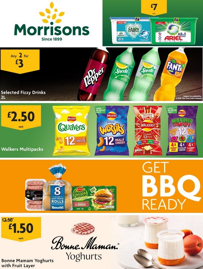 morrisons offers 12 may 2020