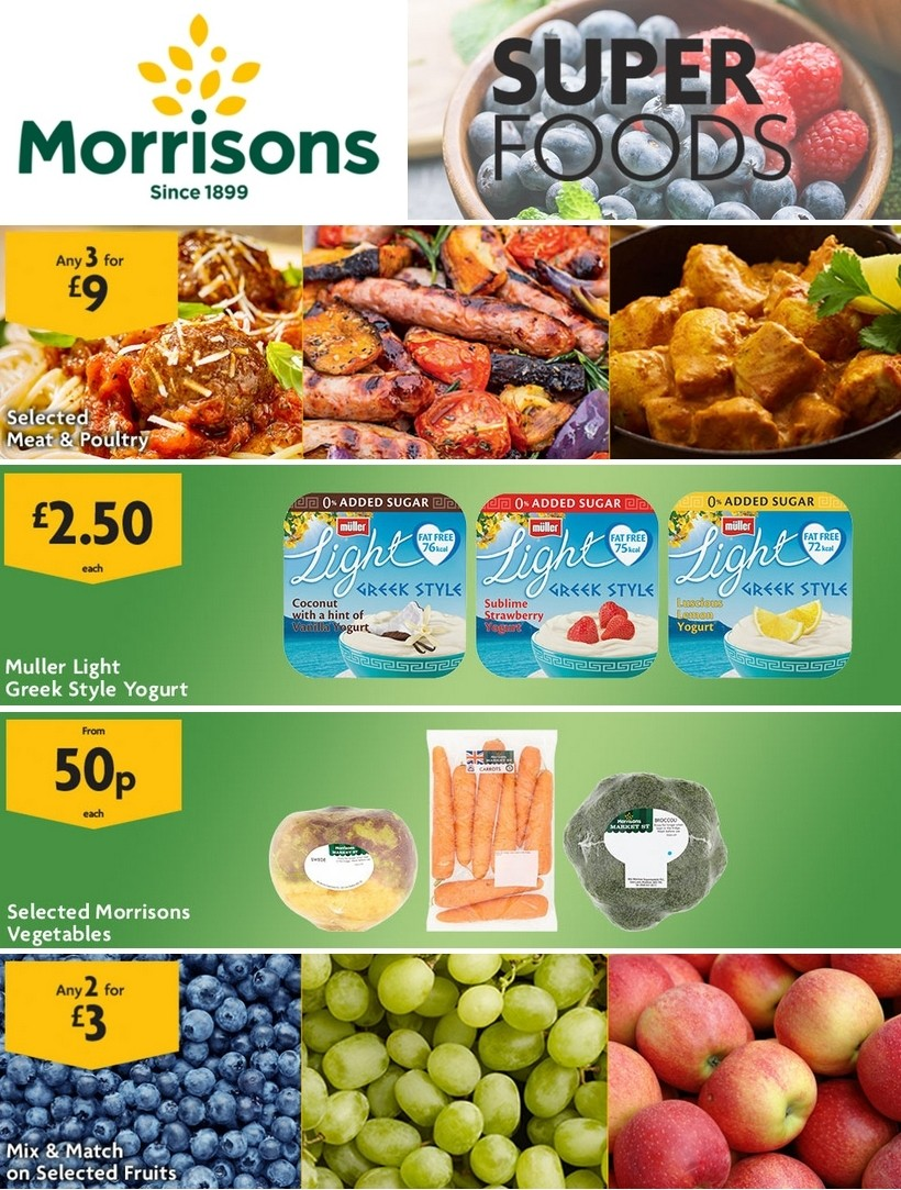 morrisons offers 16 april 2020