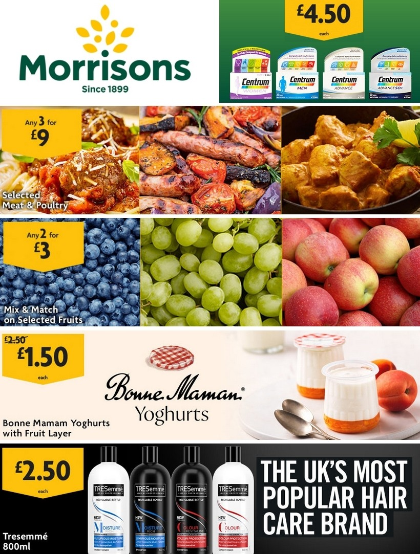 morrisons offers 19 may 2020