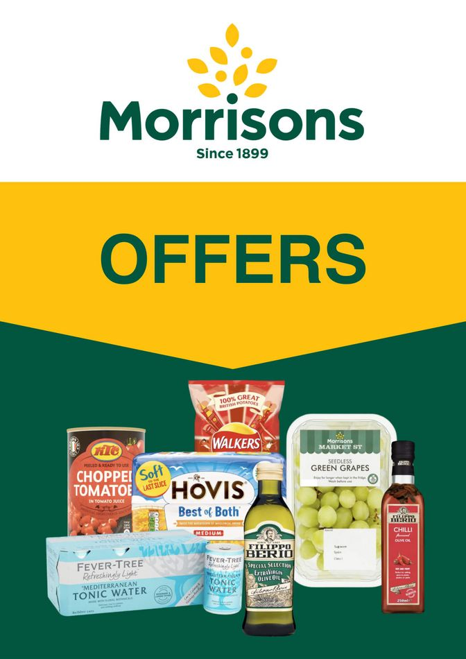 morrisons offers 2 october 2020