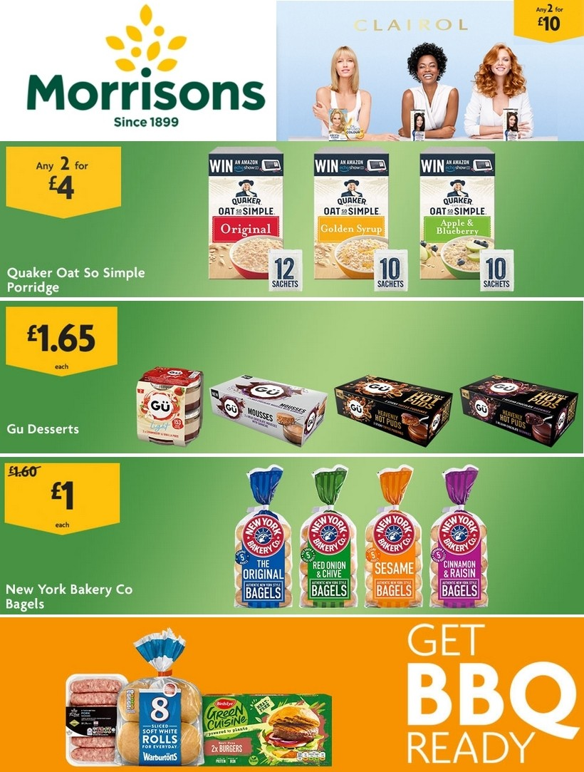 morrisons offers 26 may 2020
