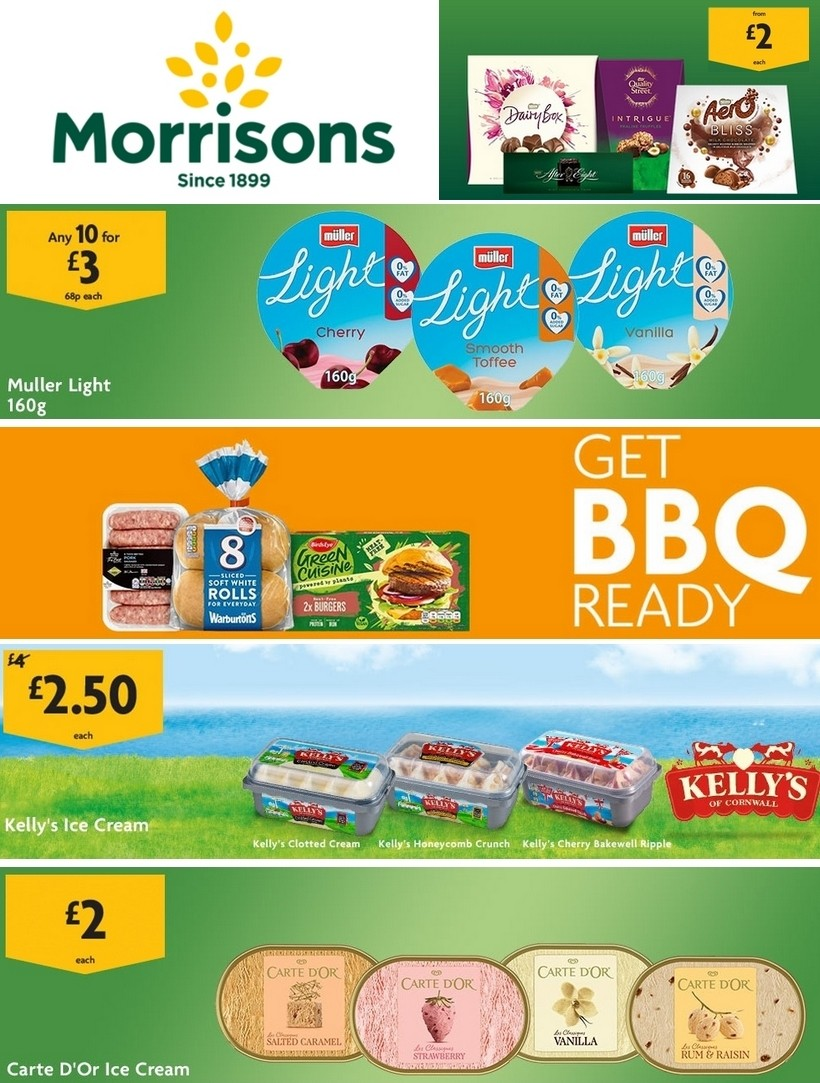morrisons offers 28 april 2020