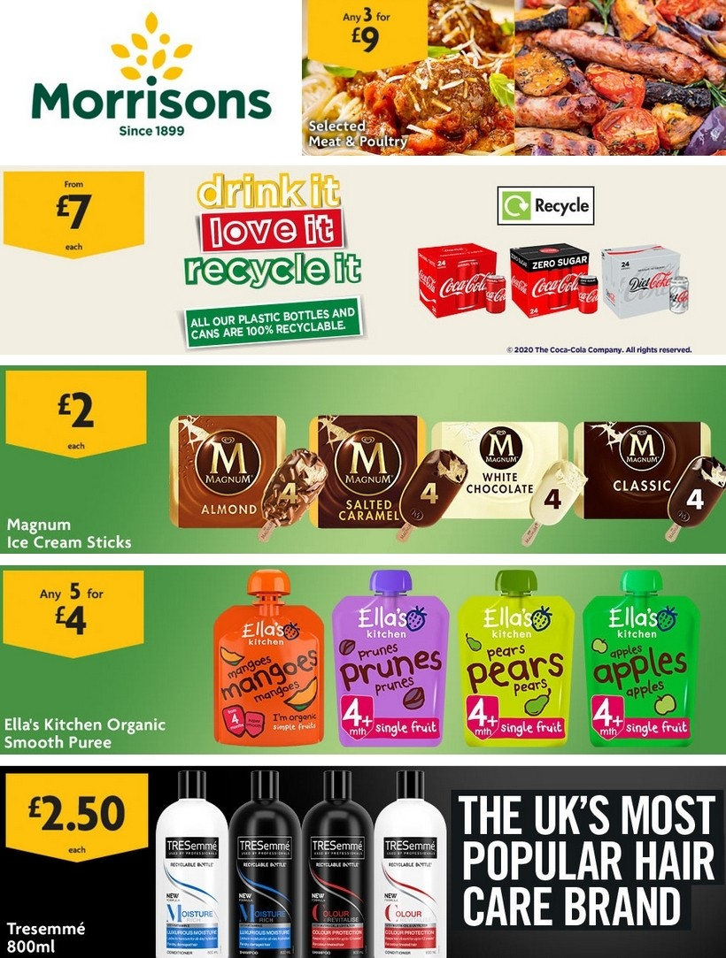 morrisons offers 5 may 2020