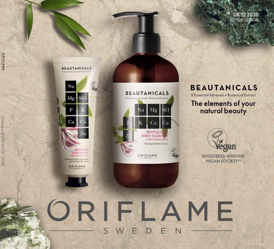 oriflame catalogue 12 2020