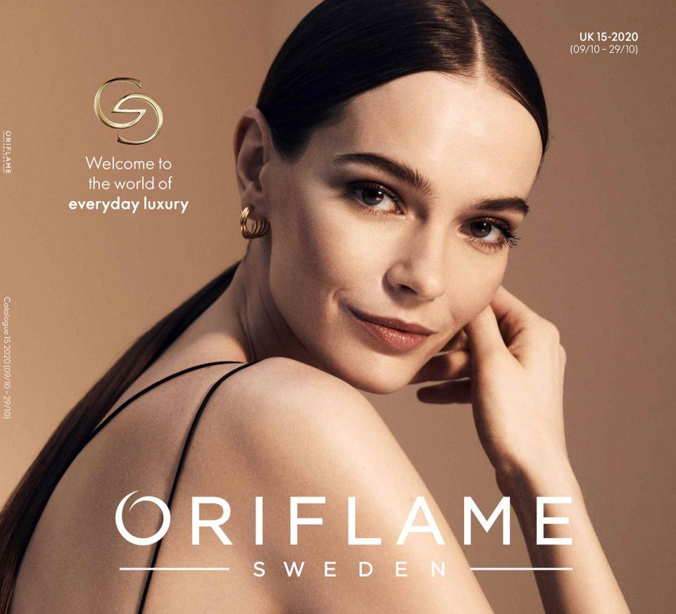 oriflame catalogue 15 2020