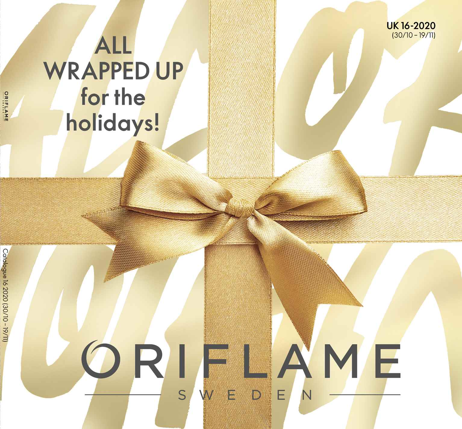 oriflame catalogue 16 2020
