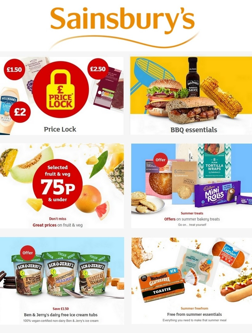 sainsburys offers 20 june 2020