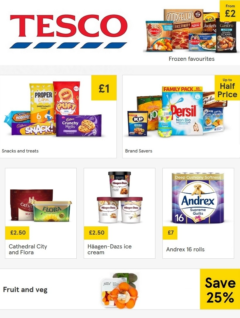 tesco offers 15 july 2020