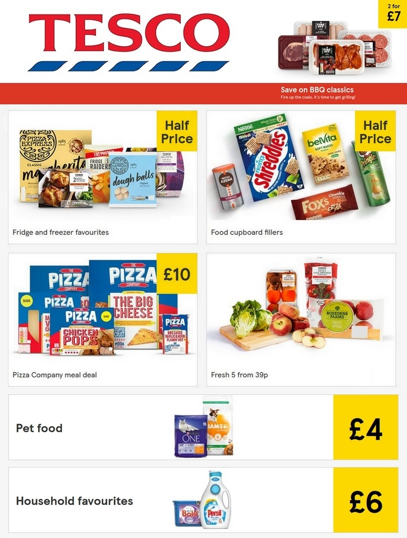 tesco offers 27 may 2020