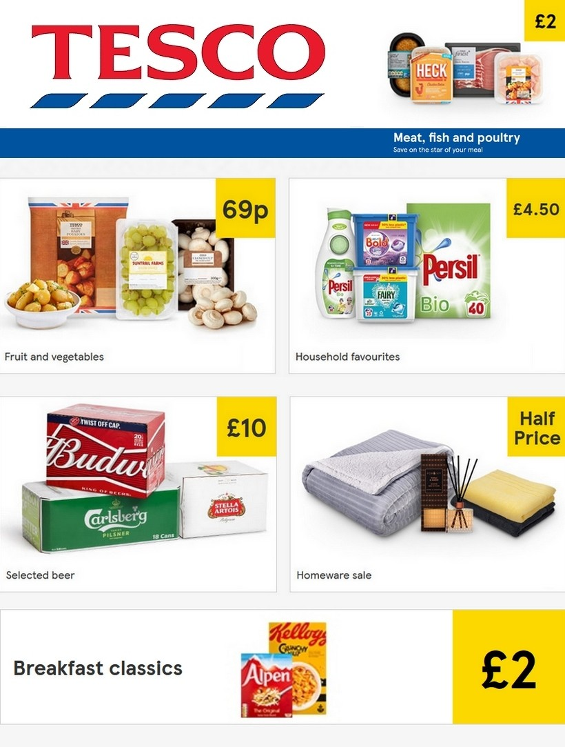 tesco offers 6 may 2020
