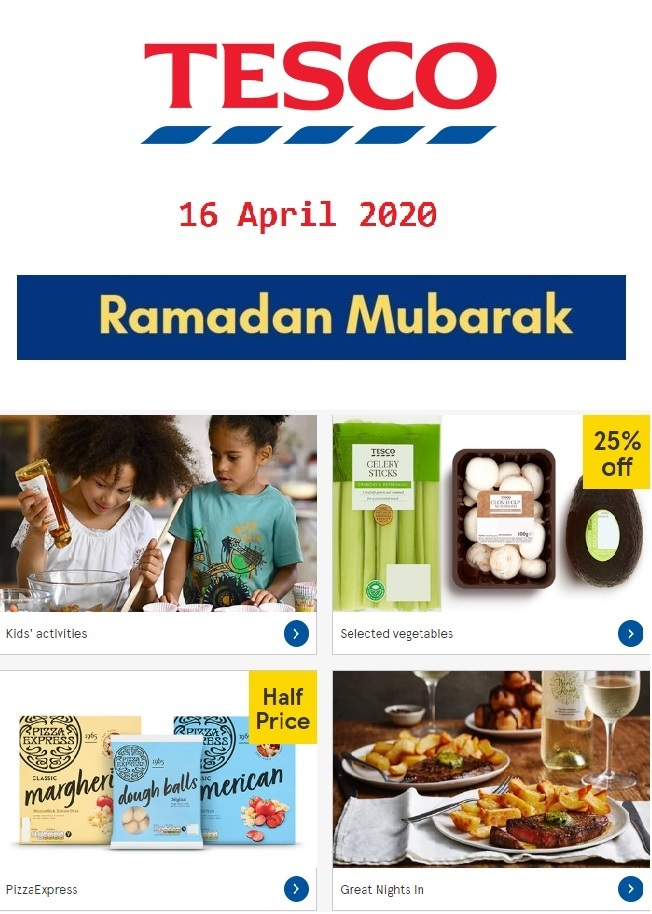tesco offers ramadan 2020